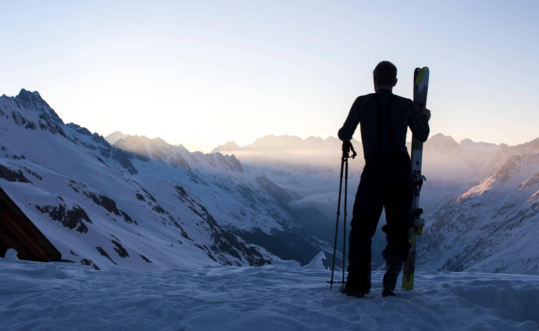 Winteraktivität-Skitour-Urner Haute Route