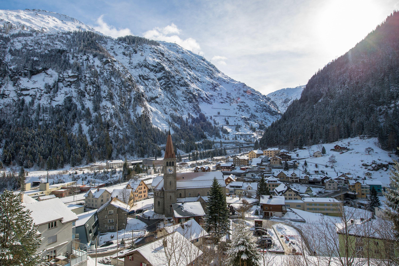 Dorf-Göschenen